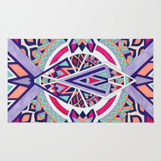 Abstract Journey II Rug