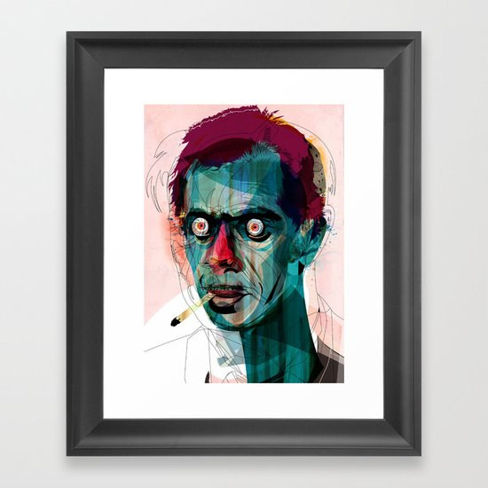 261013 Framed Art Print