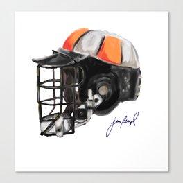 Princeton Bucket Canvas Print