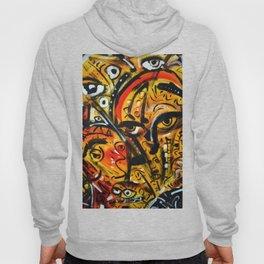 The third eye expressionist art Hoody