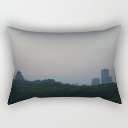 History on the Hill Rectangular Pillow