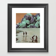 We Can Always Afford The Luxury Of Dreaming Framed Art Print