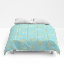 Golden Balls Comforters