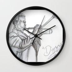 DIZZY Wall Clock