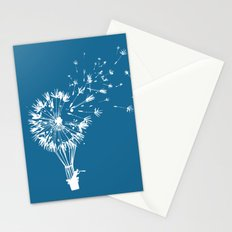 Going where the wind blows Stationery Cards