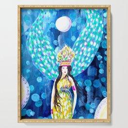 High Priestess Serving Tray