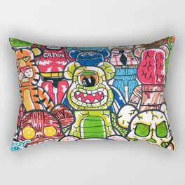 ToyZ. Rectangular Pillow