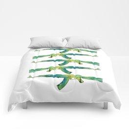 Paint Gun Comforters