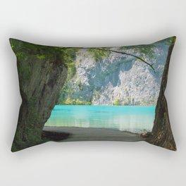 Secret Path Rectangular Pillow