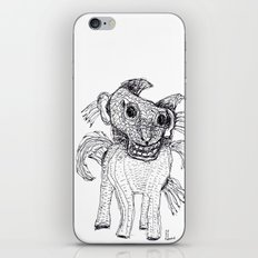 Unfortunately My Little Pony Experimented With Hallucinogens iPhone & iPod Skin