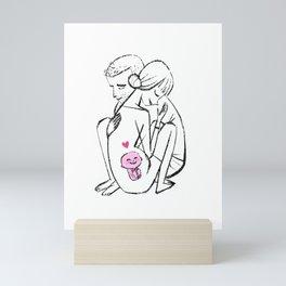 Family Mini Art Print