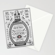 Legend of Zelda Red Chu Potion Advertisement Stationery Cards