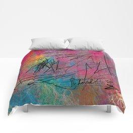 Facing Randomness. Comforters