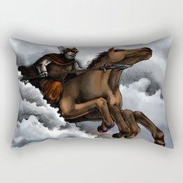 Odin and Sleipnir Rectangular Pillow