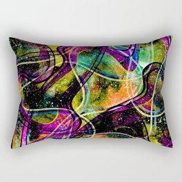 Bright abstraction 5 Rectangular Pillow