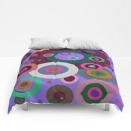 Op Art #12 Comforters