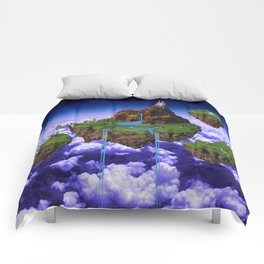 Floating Kingdom of ZEAL - Chrono Trigger Comforters