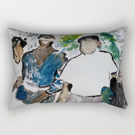 Bronx Family Rectangular Pillow