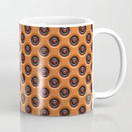 Orange dots Coffee Mug