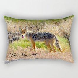 Keyote Laughs Rectangular Pillow