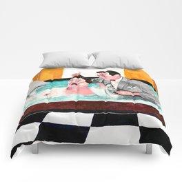The Buxton Bath Comforters
