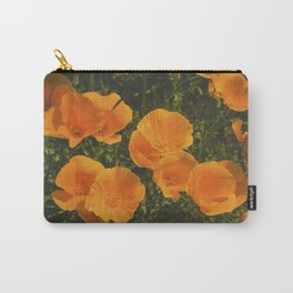 California Poppies 007 Carry-All Pouch