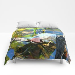 I Can Wait Forever Comforters