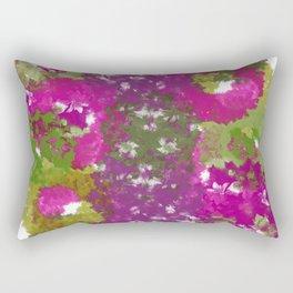 Wreath Collage Rectangular Pillow