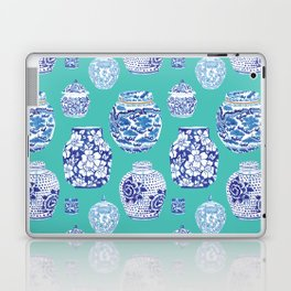 Chinoiserie Ginger Jar Collection No.5 Laptop & iPad Skin