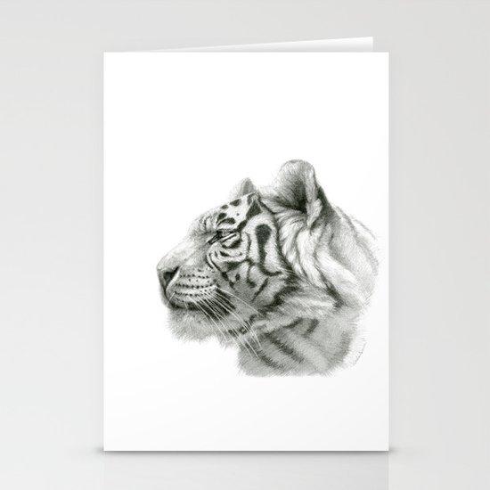 Tiger G2012-048 Stationery Cards