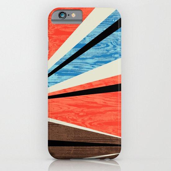 Graphic Woodgrain iPhone & iPod Case