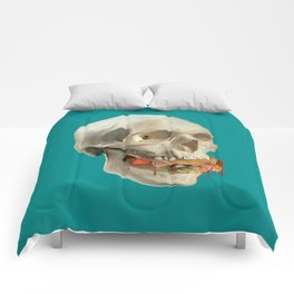 Death By Taco Comforters