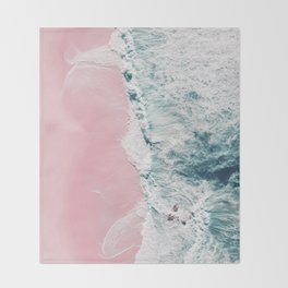 sea of love II Throw Blanket