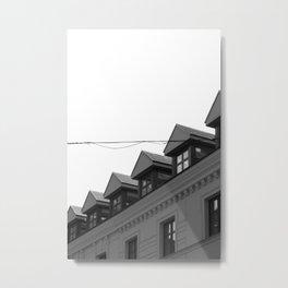 European Architecture 2 Metal Print