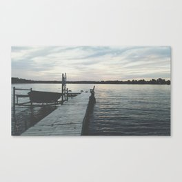 Sunrise of Happiness  Canvas Print