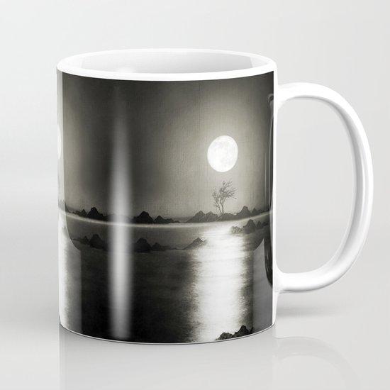 When the moon speaks (part III) Mug