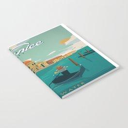 Vintage poster - Venice Notebook