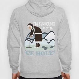 Best Ice Fishing T-Shirt For Dad/Grandpa Hoody