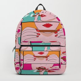 comics Backpack