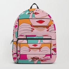 comics Backpack
