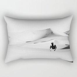 Without You Rectangular Pillow