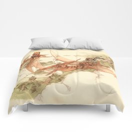 At the End of the World Comforters