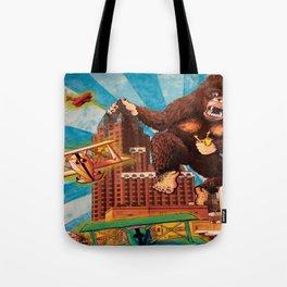 Milwaukee vs. the Super Ape Tote Bag