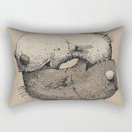 Tai Chi Rectangular Pillow