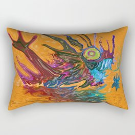 The Swamps Of Frigg Rectangular Pillow