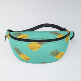 A pattern of pineapple Fanny Pack