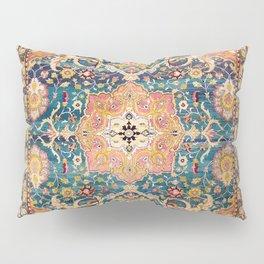 Amritsar Punjab North Indian Rug Print Pillow Sham