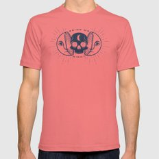 Kill the Sun, Bring Me Night LARGE Pomegranate Mens Fitted Tee