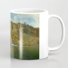 The Iron Mine, Port Henry, New York Coffee Mug