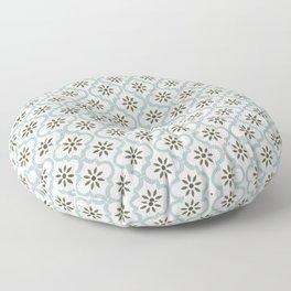 Marrakesh Tiles  Floor Pillow
